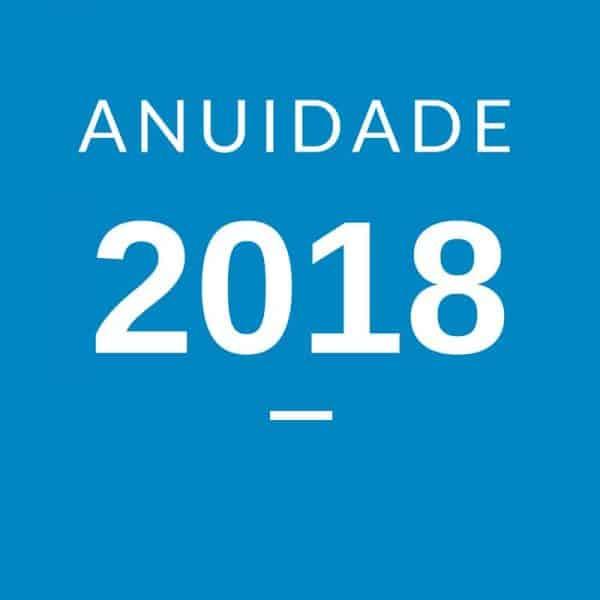 Anuidade 2018 CMAESP