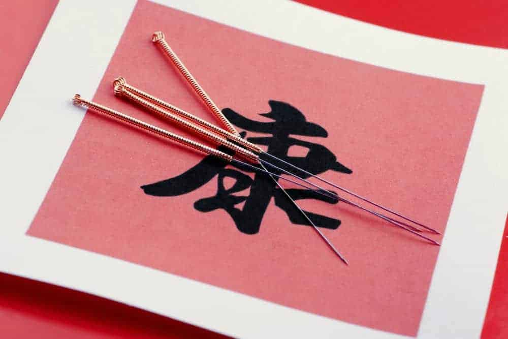 agulha acupuntura medicina chinesa